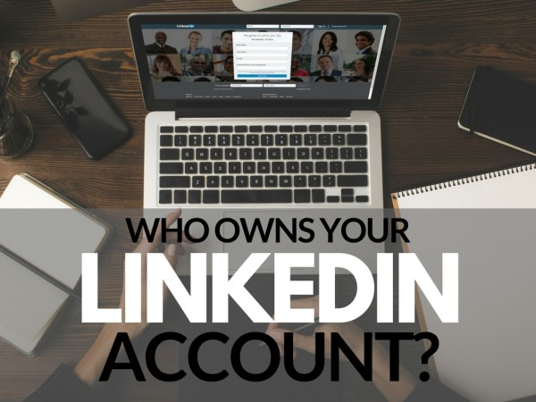 Who Owns Your Linkedin Profile Hunted News Feed