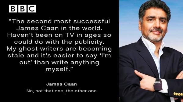 James Caan Apprentice