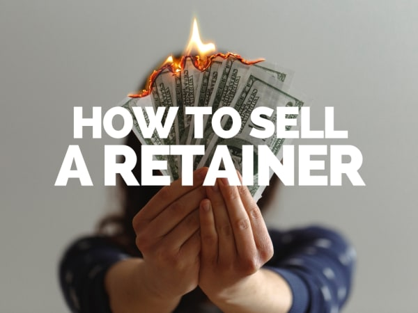 How To Sell A Retainer Hunted News Feed