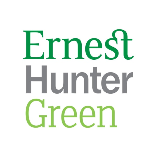 Ernest Hunter Green logo