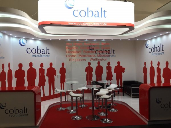 Recruitment jobs at cobalt recruitment cobalt exhibits at expo real event in munich malvernweather Gallery