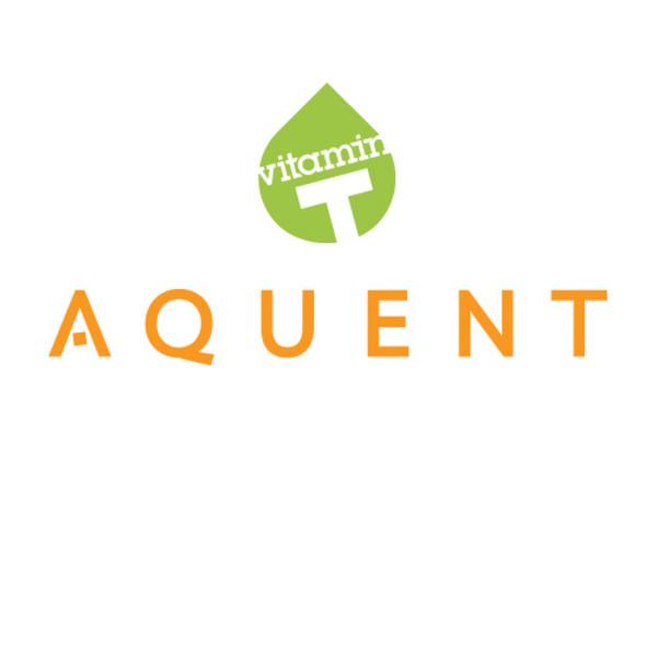 Aquent | Vitamin T logo