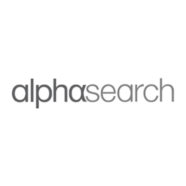 Alphasearch logo