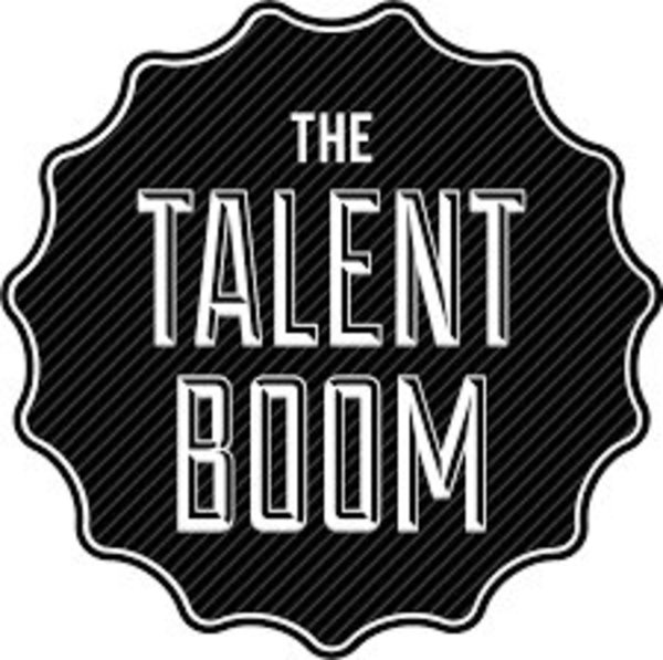 The Talent Boom logo