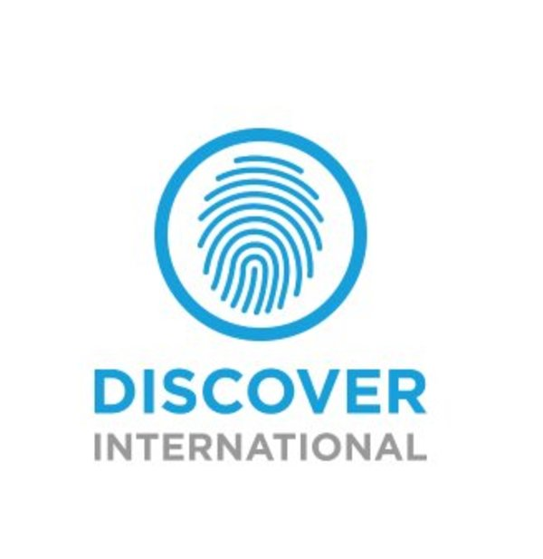 Discover International logo