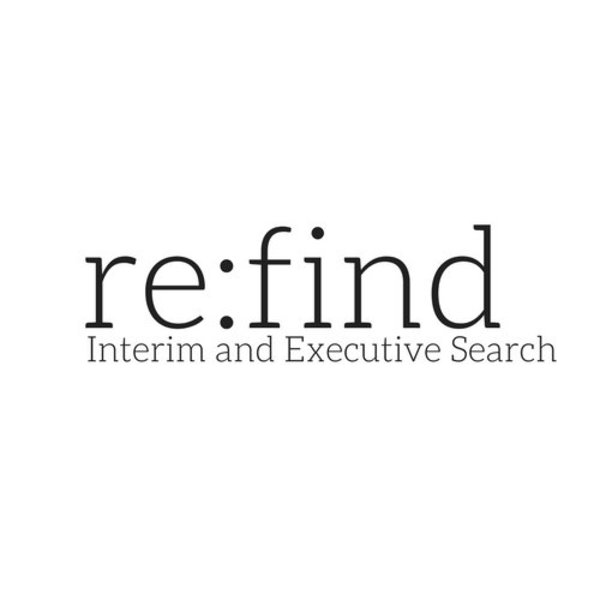 re:find logo