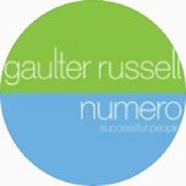 Gaulter Russell Numero logo