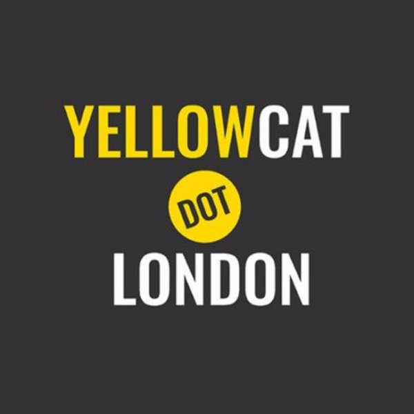Yellow Cat  logo