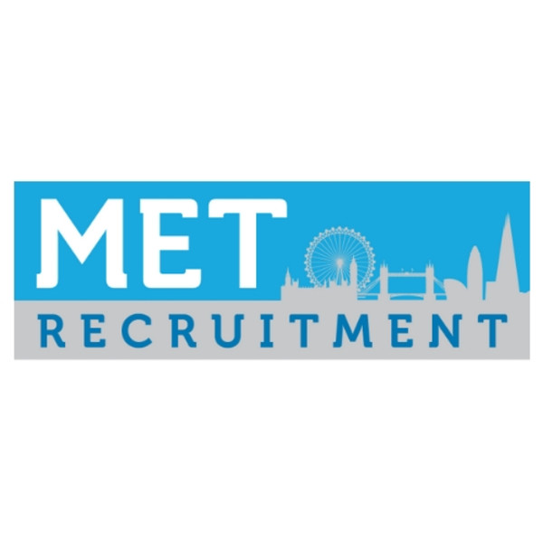 MET Recruitment  logo