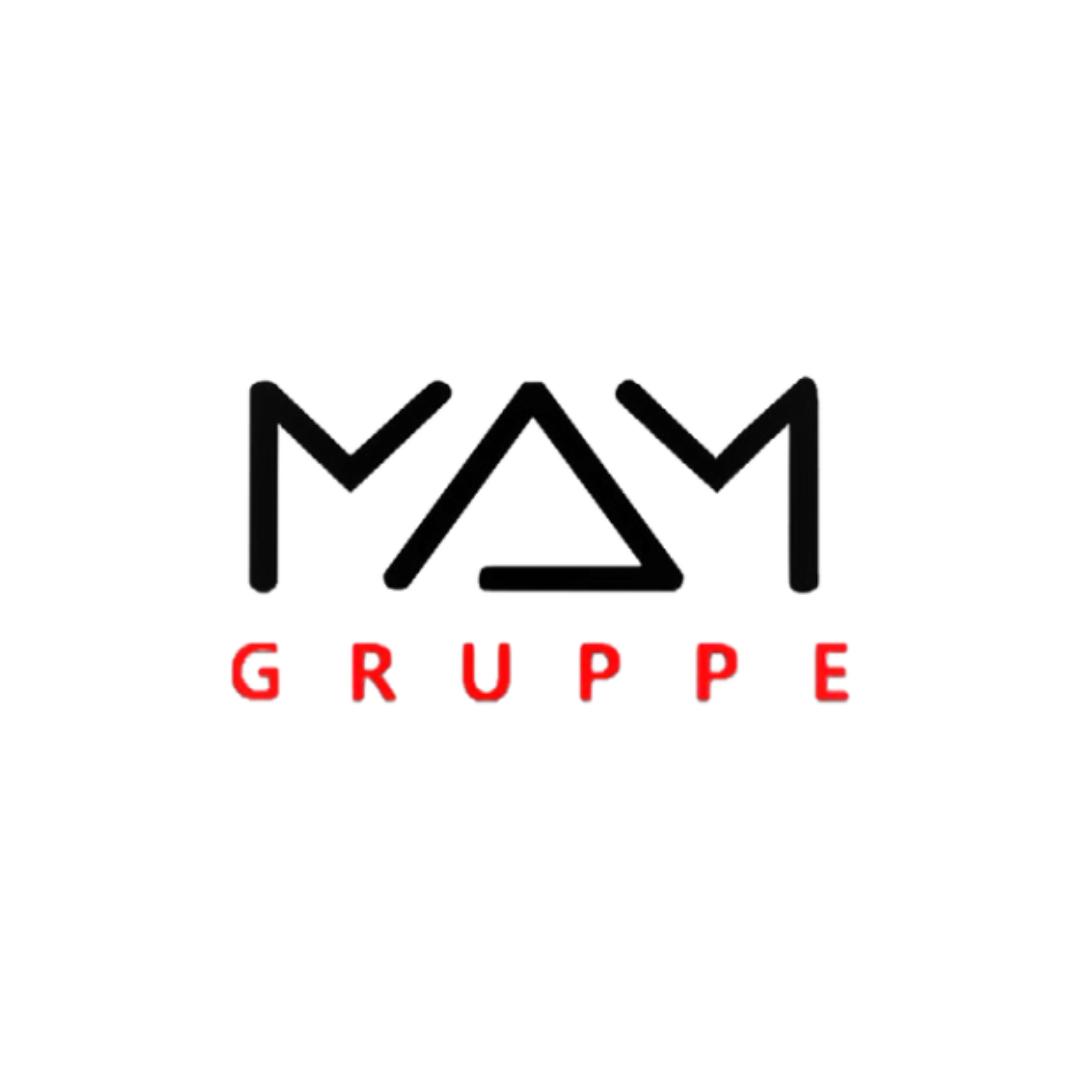 MAM Gruppe logo