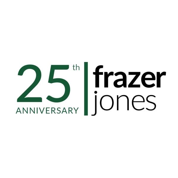 Frazer Jones logo
