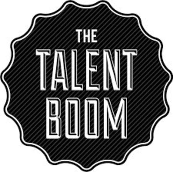 The Talent Boom logo