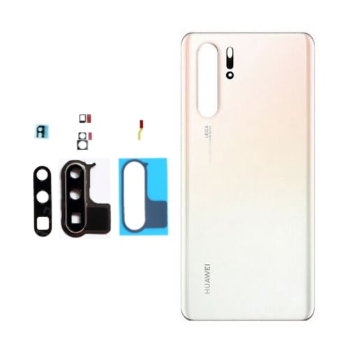 Huawei P30 Pro pearl white Battery Door Cover