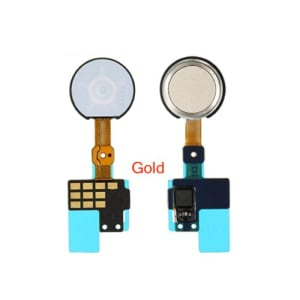 Gold Home Button Flex All Versions