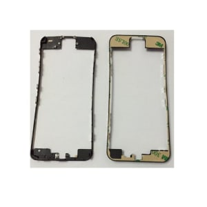 Black LCD Supporting Frame Bezel With Adhesive