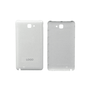 White Battery Door Cover For Galaxy Note 1