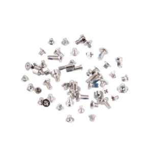 Complete Silver Screw Set
