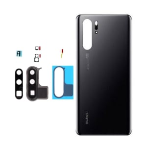 Huawei P30 Pro Midnight Black Battery Door Cover