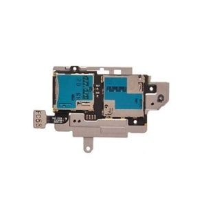 SIM Card Tray And SD Memory Card Slot For Galaxy S3 i9305