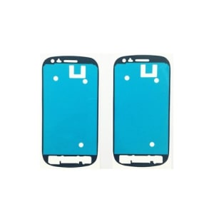 Front Frame Adhesive Sticker For Galaxy S3 Mini