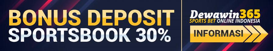 Bonus Depos 30%