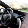 Douro Valley in a Tesla