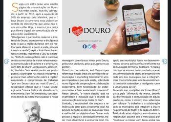 """""""I Love Douro"""" promove e divulga o melhor da região do Douro"""