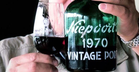 Dirk van der Niepoort - A genius in the art of producing good wine!