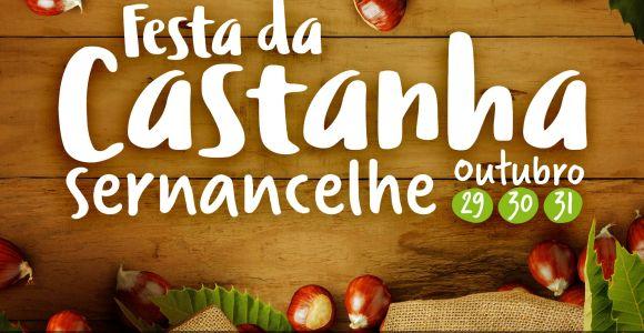 Festa da Castanha 2021 - Sernancelhe