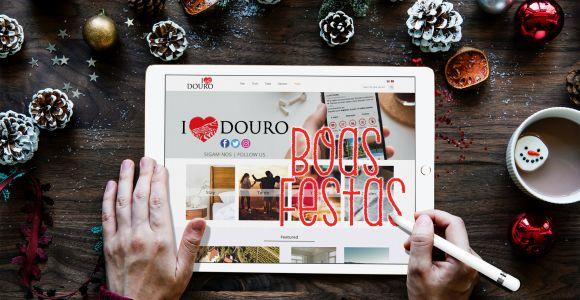 Happy Holidays from I Love Douro