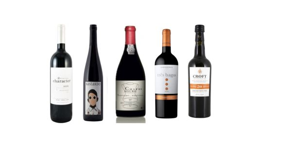 A selection of Douro wines to enjoy this winter