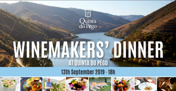 Quinta do Pégo Winemakers Dinner