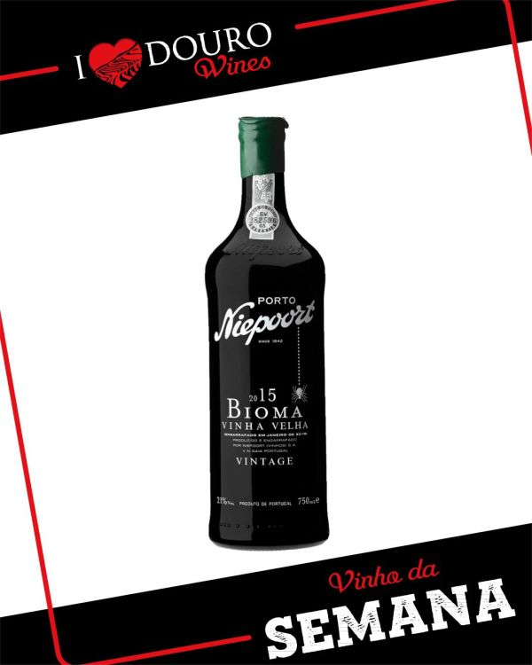 Bioma Old Vines Vintage 2015