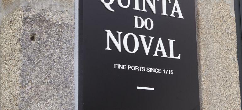 Quinta do Noval - Pinhão