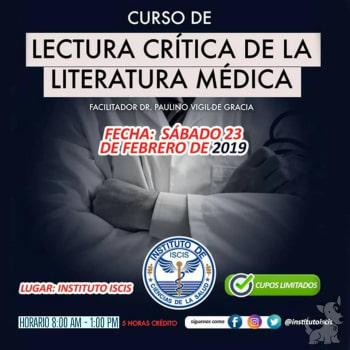 Curso de lectura crítica de la literatura médica