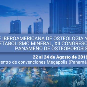 XIII Cumbre Iberoamericana De Osteologia Y Metabolismo Mineral