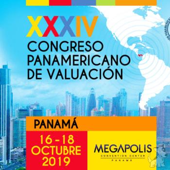 XXXIV Congreso Panamericano de Valuacion UPAV-2019
