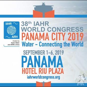 38 Congreso Mundial de Hidráulica IAHR 2019