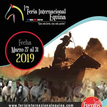 1era Feria Internacional Equina