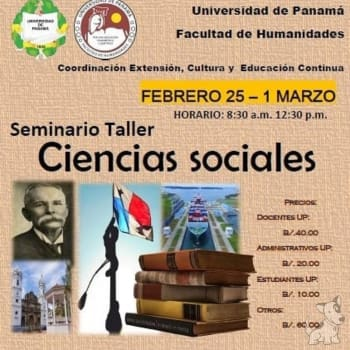 Seminario Taller Ciencias Sociales