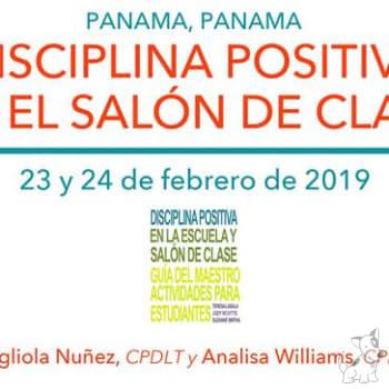 Taller: Disciplina positiva en el salón de clase