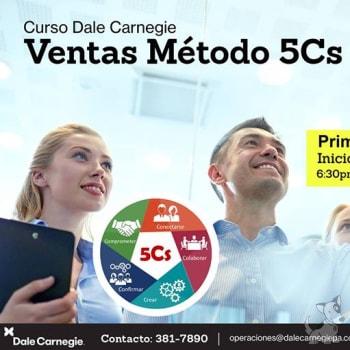 Curso de Ventas - Método 5Cs para ventas efectivas