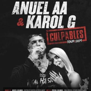 Culpables Tour 2019