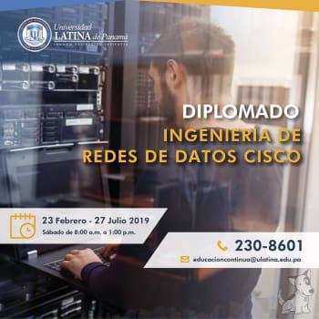 Diplomado en Ingeniería de Redes de Datos Ciscos