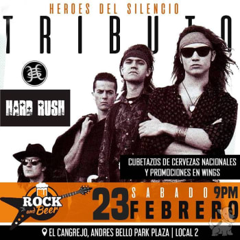 Tributo a Hard Rush