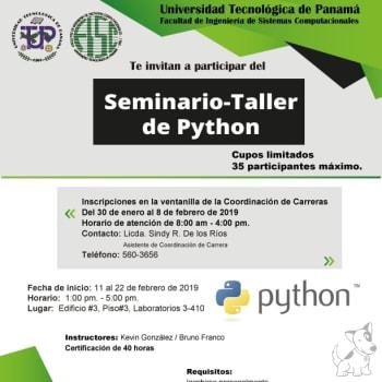 Seminario Taller Python