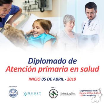 Diplomado de atención primaria en salud