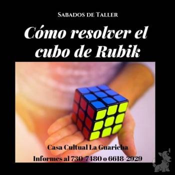 Cómo resolver el cubo rubik