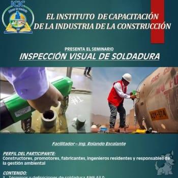 Seminario: Inspección Visual de Soldadura