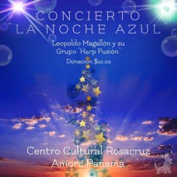 """Concierto La Noche Azul con una """"Degustación de Vinos y Quesos"""""""